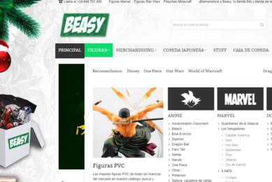 Proyecto Beasy España